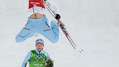 Norway soars to another cross-country win