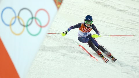 Shiffrin is as good as gold