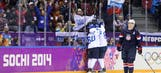 USA routed by Finland in bronze-medal game