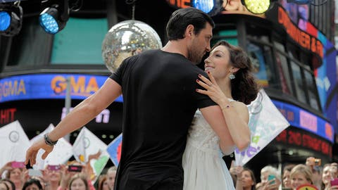 Meryl Davis win the Mirrorball, and other 'Dancing With the Stars' sports champs