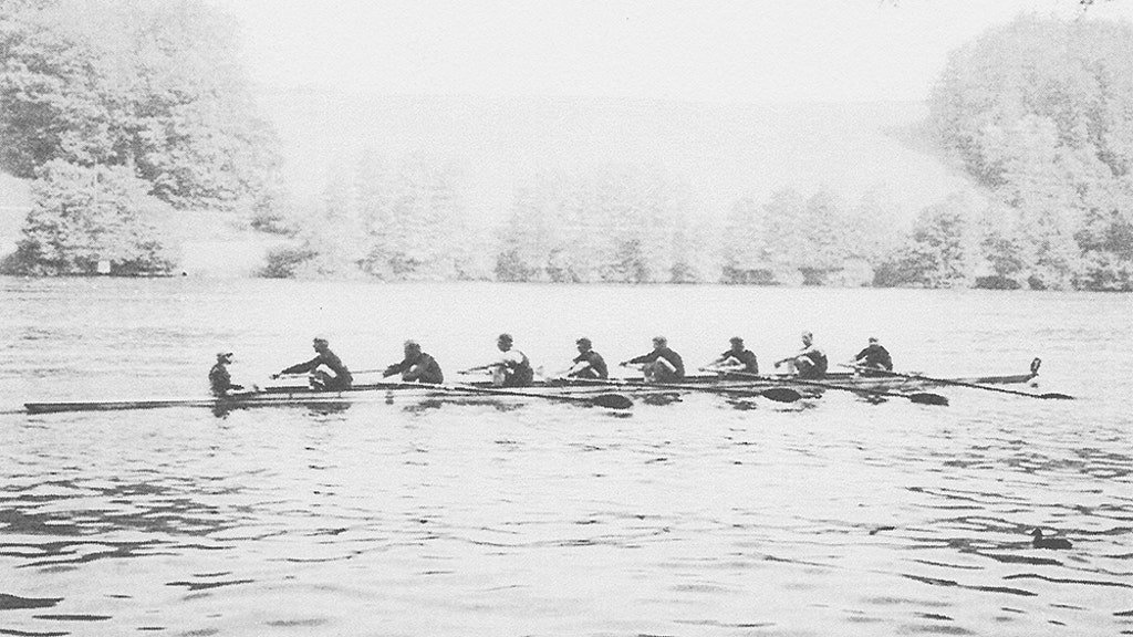 Motley Crew: The incredible story of the Dirty Dozen Rowing Club