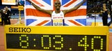 Two-time Olympic champ Mo Farah runs fastest indoor 2-mile ever