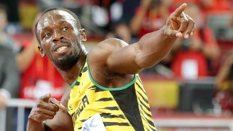 23. Usain Bolt: $34.2 million