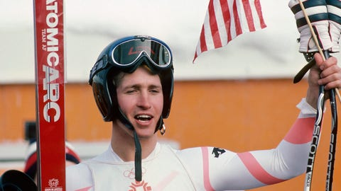 Bill Johnson, Olympic skier, March 30, 1960-Jan. 21, 2016