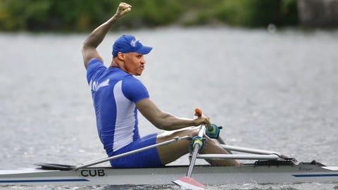 Russell Westbrook - Rowing (Single Skulls)
