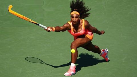 Serena Williams - Field Hockey