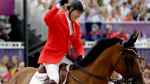 Ian Millar's 10 consecutive Olympic appearances