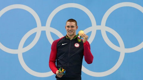 Ryan Murphy - 100-meter backstroke