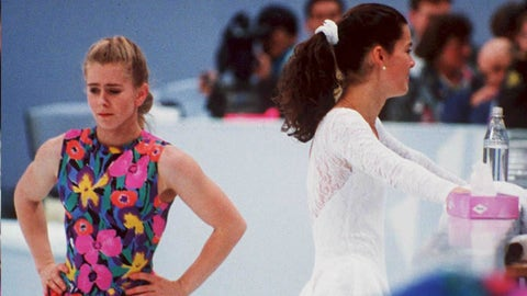 Tonya Harding vs. Nancy Kerrigan