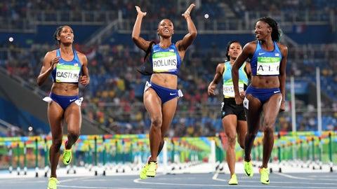 Brianna Rollins - 100m hurdles