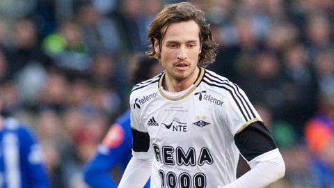 Mix Diskerud, Rosenborg midfielder