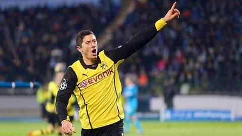 Borussia Dortmund: Bayern Munich just called