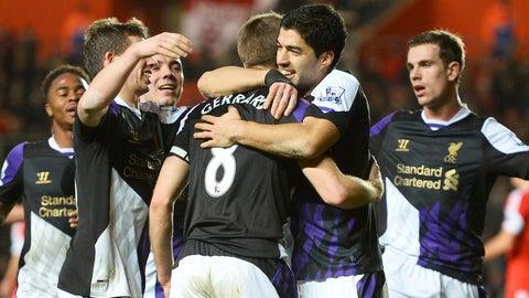 Liverpool (Last week: 8)
