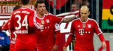 Bayern Munich routs Schalke, extends league lead to 20 points