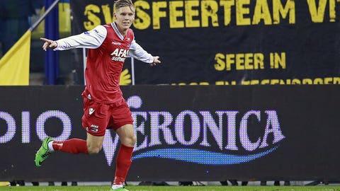 Aron Johannsson, F, AZ Alkmaar