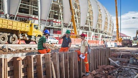 Will Brazil be ready?