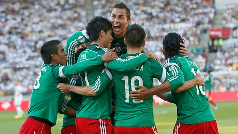 Are Mexico's struggles behind them?