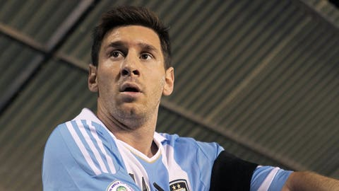 Can Lionel Messi's Argentina finally put it together?