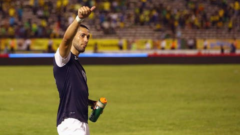 Clint Dempsey, The Cinderella Story