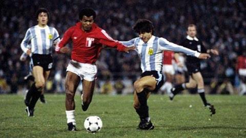 Peru helps Argentina knock out Brazil