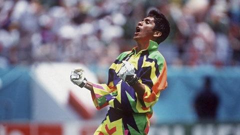 Jorge Campos, 1994