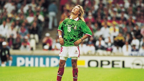 Mexico, 1998