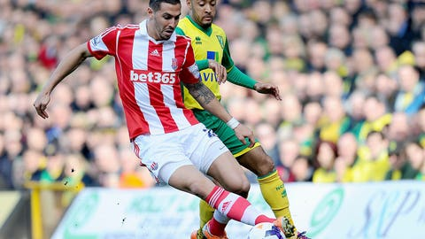 Geoff Cameron, Stoke City defender