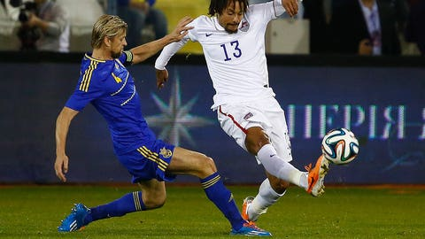 Jermaine Jones, Besiktas midfielder