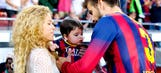 Pique forbids Shakira to appear with men on music videos?