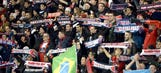 11 arrested after PSG and Bayer Leverkusen fans fight before match
