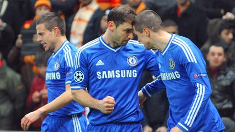 Chelsea (Last week: 6)