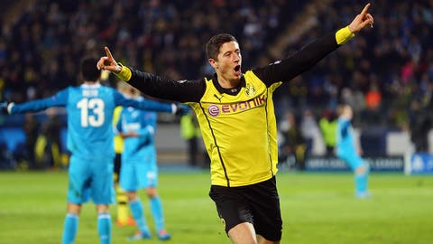 Dortmund (Last week: 8)