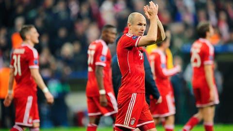 Bayern (Last week: 1)