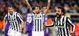 Pirlo's golazo sends Juventus to Europa's quarterfinals past Fiorentina