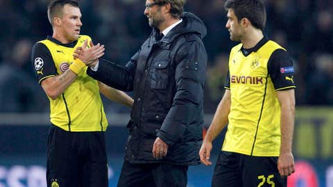 Borussia Dortmund (Last week: 10)