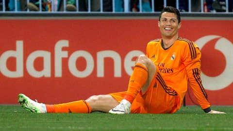 Real Madrid (Last week: 2)