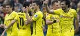 Borussia Dortmund's giant win plunges Hannover into relegation danger