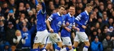Everton maintain push for European place; Sunderland, Palace, WBA all lose