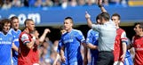 What the…?! Marriner sends off wrong Gunner in Chelsea blowout