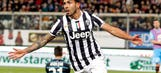 Juventus beats 10-man Catania for Serie A win