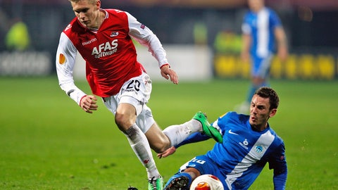Aron Johannsson, AZ forward