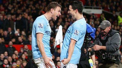 Manchester City (Last week: Ninth)