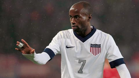 DaMarcus Beasley: Down ↓