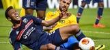 Bonucci gives Juve first leg edge over Lyon in Europa League quarterfinals