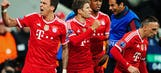 Bayern knocks out Man U