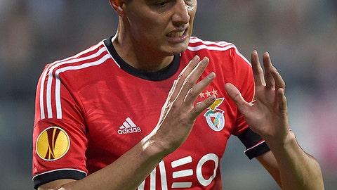 Benfica (Last week: Tenth)