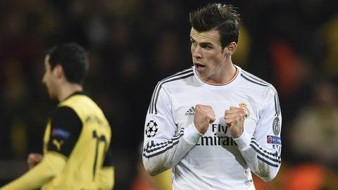 Real Madrid (Last week: Sixth)