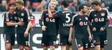 Bayer returns to winning ways under Lewandowski, moves back to fourth place