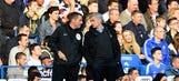 Mourinho offers 'congratulations' to officials after Chelsea loss to Sunderland