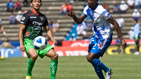 DaMarcus Beasley, Puebla defender